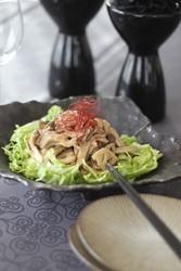 【吉田未来先生】しゃきしゃき蓮根の胡麻風味温サラダ