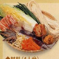 キムチうどん鍋